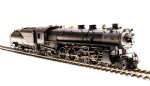 BLI 5468 UP MT Class 4-8-2, #7009, Black & Graphite, Coal Tender, Paragon3 Sound/DC/DCC, Smoke, HO